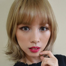Mode Gyaru Fall/Winter 2013 Makeup