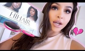 ALL ABOUT THIS HAIR VLOG | MISSSPERU