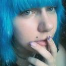 Punky Colour - Lagoon Blue