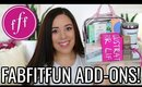 FABFITFUN FALL 2019 ADD-ONS UNBOXING! FLASH SALE INFO