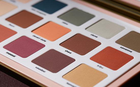 Alternate product image for Safari All Matte Palette shown with the description.