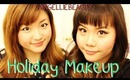 Holiday Makeup Tutorial (Ellie) ♥ | ANGELLiEBEAUTY