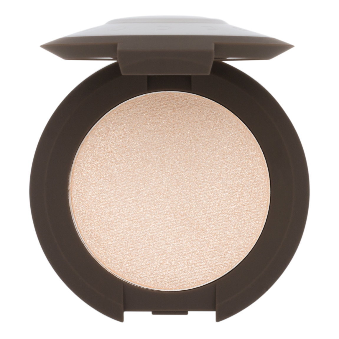 BECCA Shimmering Skin Perfector Pressed Mini Moonstone product swatch.