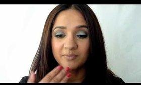 Aqua Eyes Makeup Tutorial