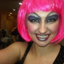 Drag Makeup Demo :P