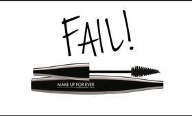 FAIL! WORST MASCARA OF THE MONTH