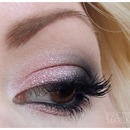 Pink & Grey Smokey Eye featuring Jordana Cosmetics & Palladio Beauty
