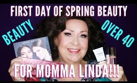 First Day of Spring Beauty for Mature Women Step by Step | mathias4makeup