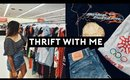 COME THRIFTING WITH ME! BACK TO SCHOOL THRIFT HAUL (2018) | Nastazsa
