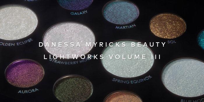Shop Danessa Myricks Beauty Lightwork Volume III Infinite Light Palette