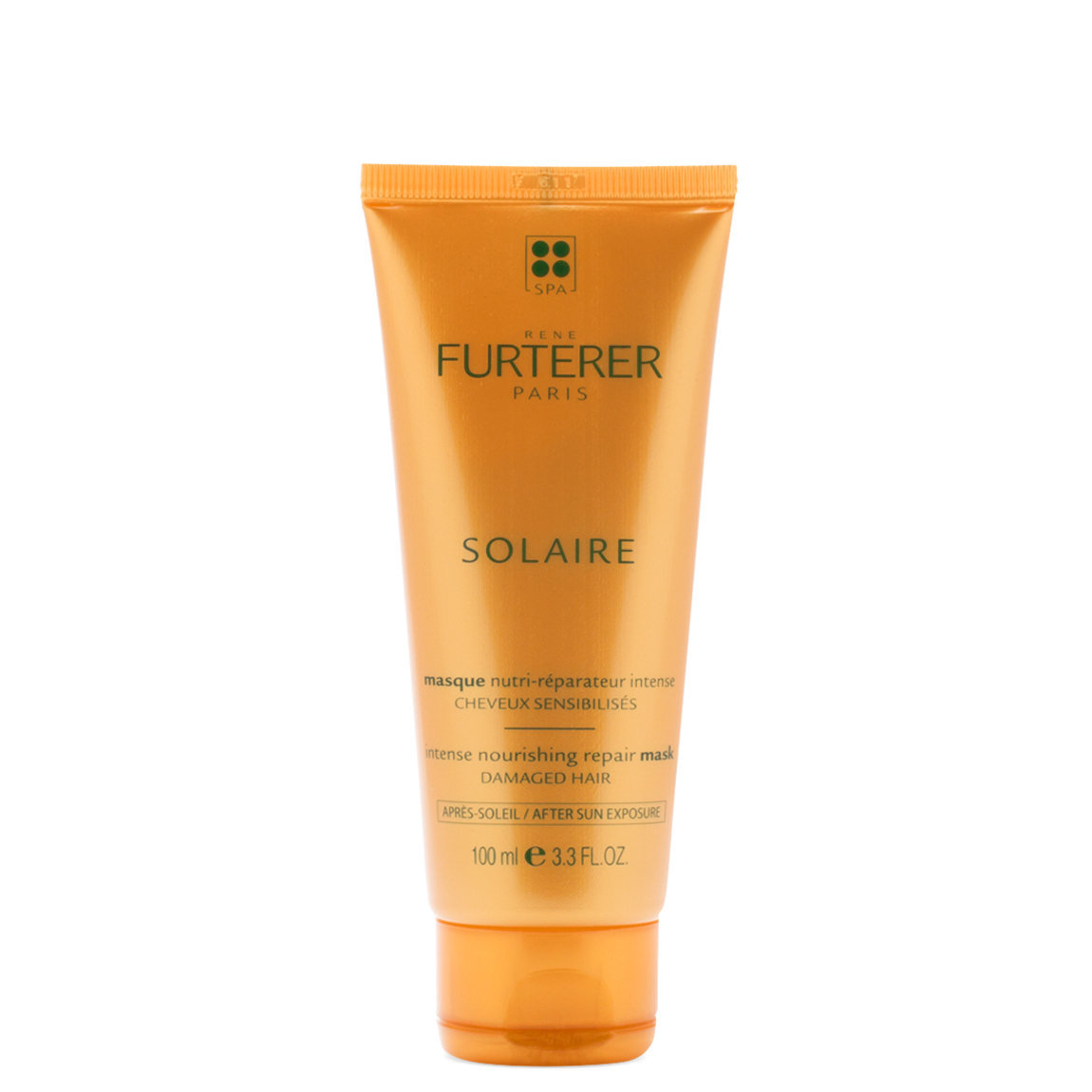 Rene Furterer Solaire Intense Nourishing Repairing Mask alternative view 1 - product swatch.