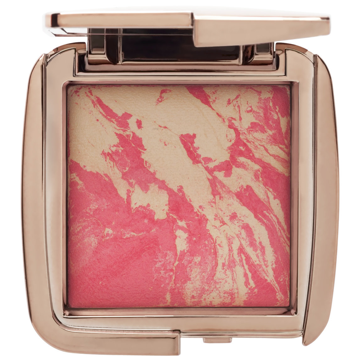 Hourglass Ambient Lighting Blush Diffused Heat product smear.