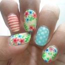 Mix n mach flowers