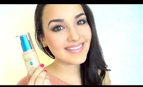 CoverGirl 3 in 1 Stay Fabulous Foundation Review + Demo