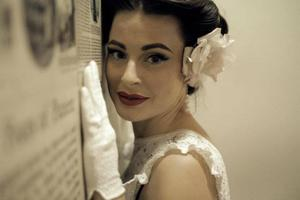 Model - Amila Mujakic Foto - Eldin Abazovic Clothing - Hulahopke Kolektiv Make up - Naida Đekić