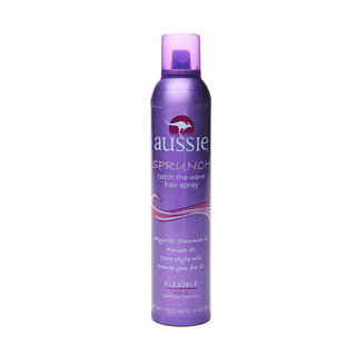 Aussie Sprunch Hair Spray - Flexible Hold