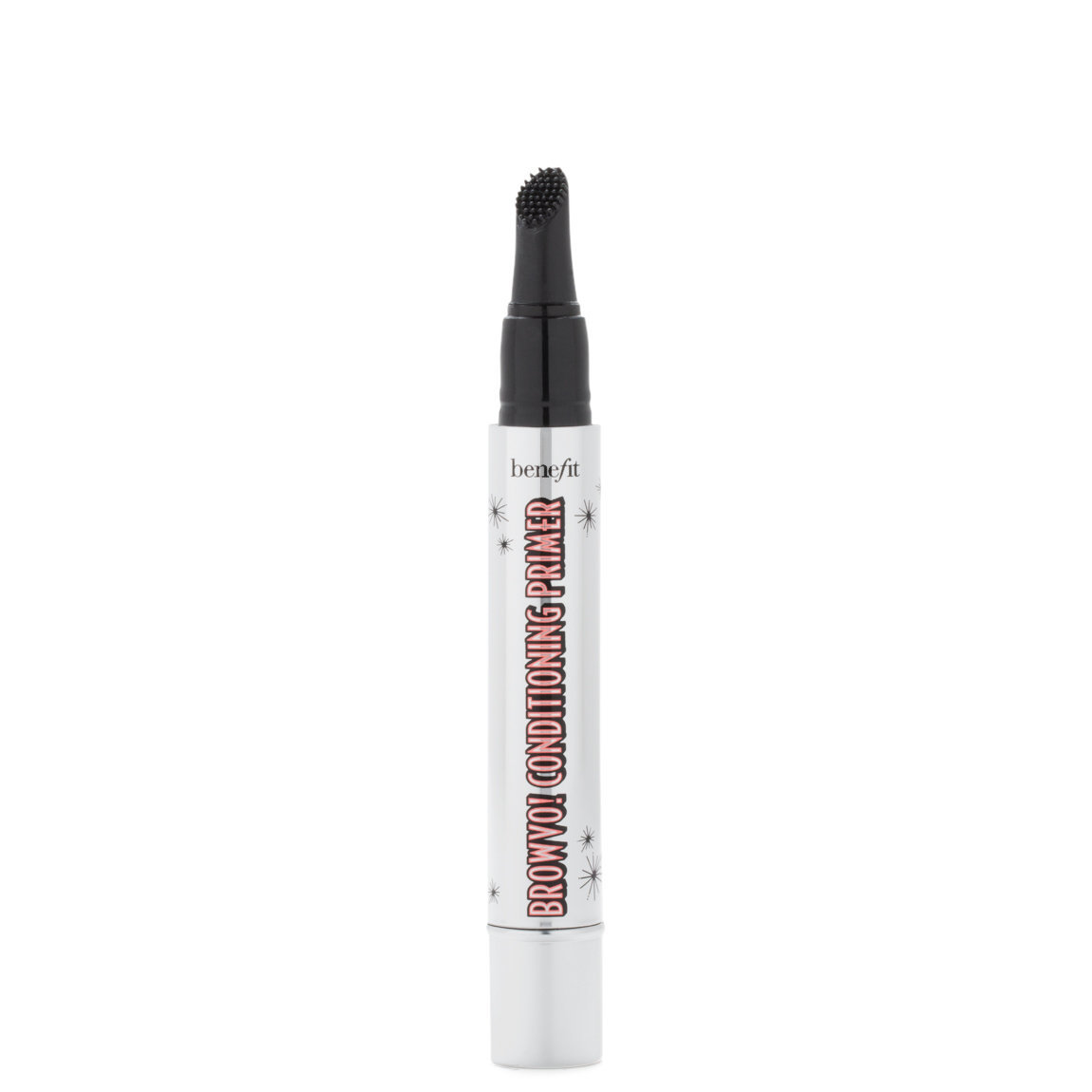 Benefit Cosmetics Browvo! Conditioning Eyebrow Primer product smear.