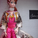 barbie new look by di pietro martinelli for a one shot event in Dubai