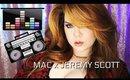 MAC X JEREMY SCOTT Makeup CollectionTutorial & Review