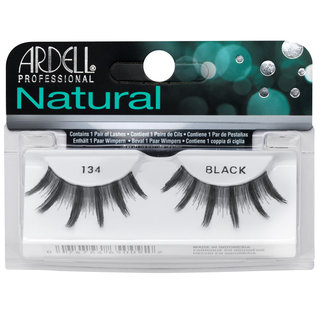 Natural Lashes 134 Black