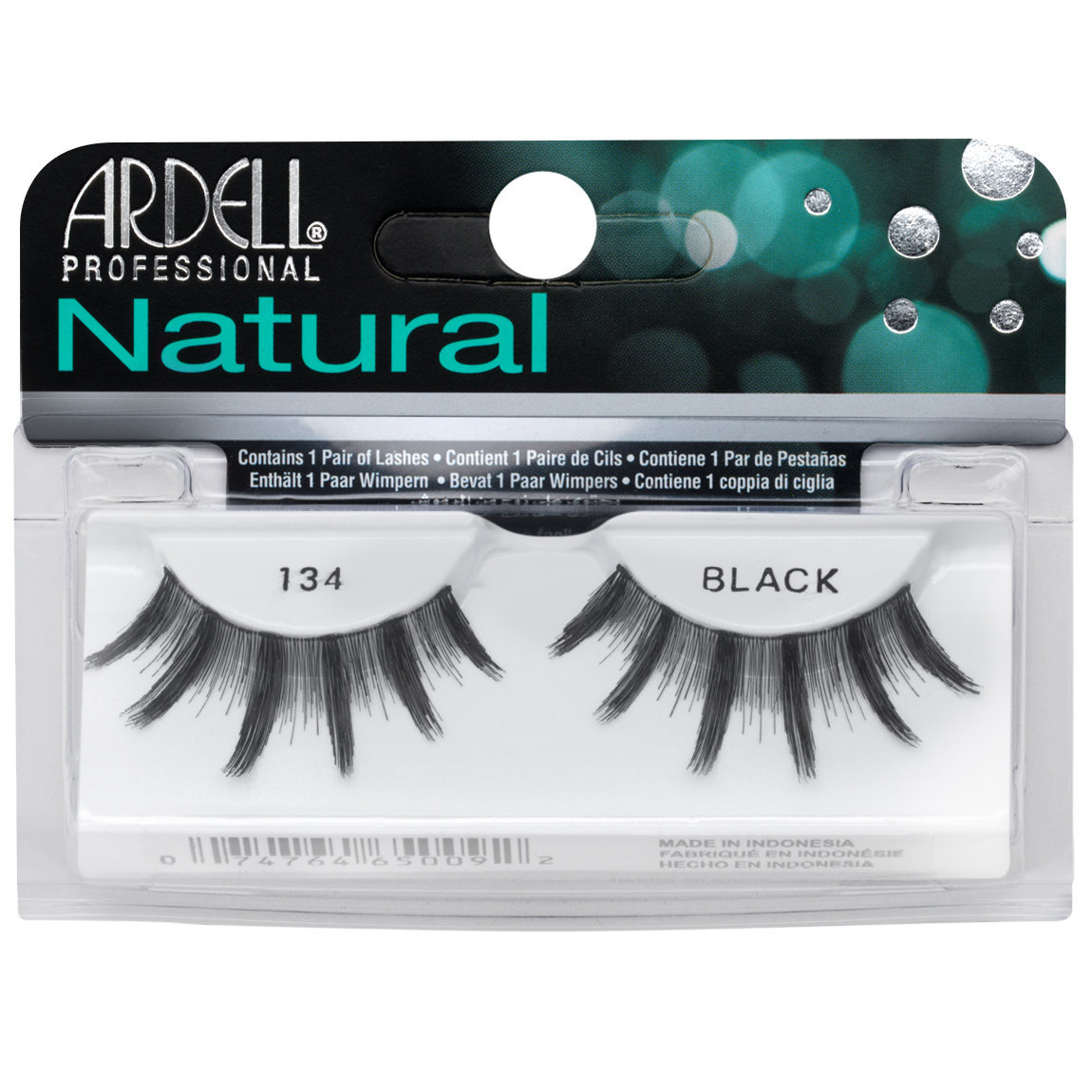 Ardell Natural Lashes 134 Black