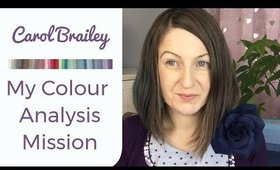 My Colour Analysis Mission - Your Sparkle Never Goes Out of Style! | YouTube Channel Trailer