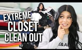 Declutter With Me | Closet Clean Out 2020