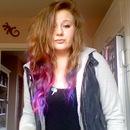 Pink + Blue Hair