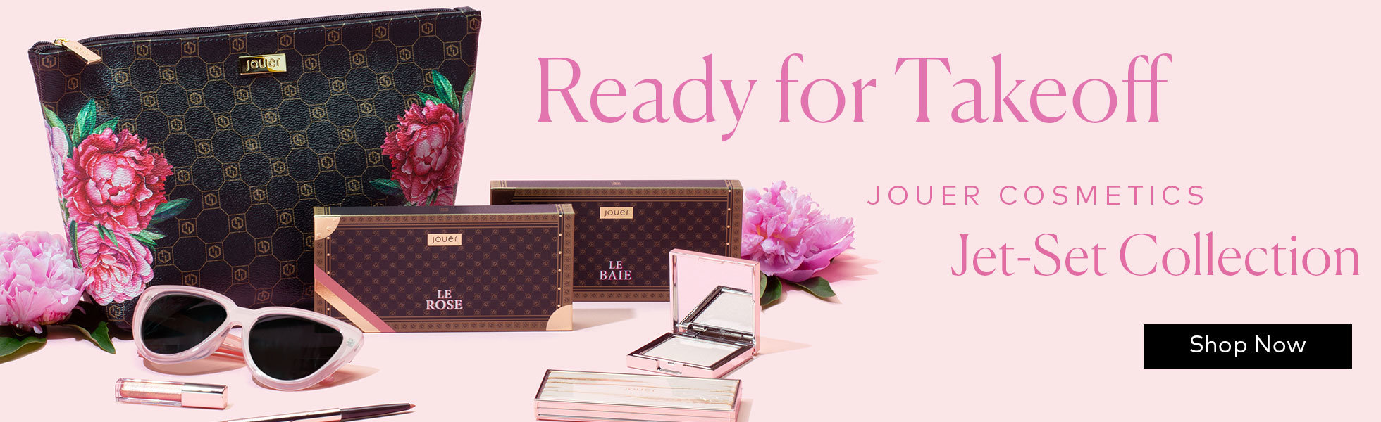 Shop Jouer Cosmetics' Jet-Set Collection on Beautylish