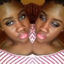 Simple Look!!!