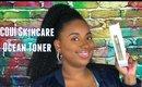 COUI Skincare Ocean Toner || Vicariously Me