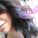 Old hair color