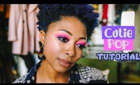 TUTORIAL: Cutie Pop Neon Popping Party Palette