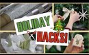 10 Holiday Hacks You Need To Know | Ornaments & Gift Wrap Tips