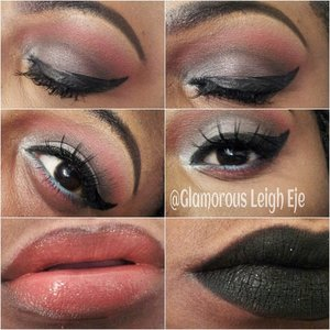 Tutorial of this look coming soon. So subscribe to @glamorousleigheje on YouTube & instagram so you won't miss it.