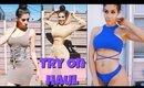 Spring Fashion + Vegas Vacation Swimsuit Try On Haul | HotMiamiStyles
