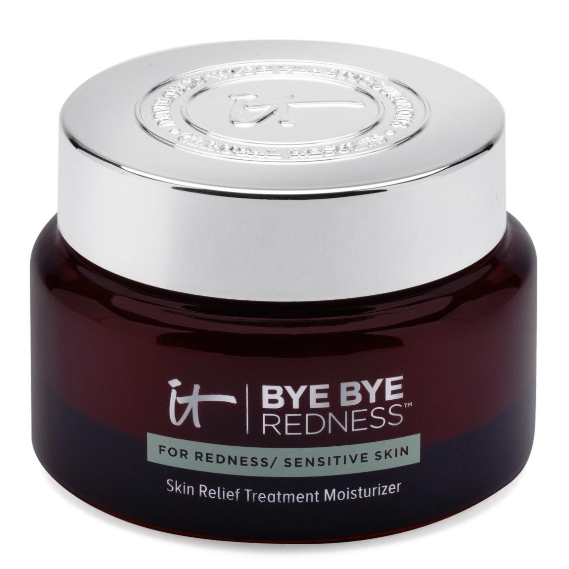 IT Cosmetics  Bye Bye Redness Skin Relief Treatment Moisturizer alternative view 1 - product swatch.