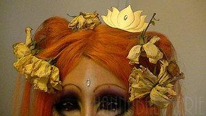 My hair design for Lotus.
