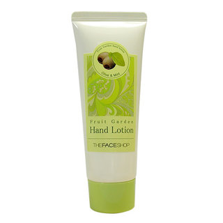 The Face Shop Fruit Garden Hand Lotion - Mint And Olive