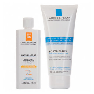 La Roche Posay Anthelios Essential Sun Safety Kit-Limited Edition (2 piece)
