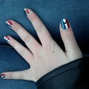 Les Miserables nail art