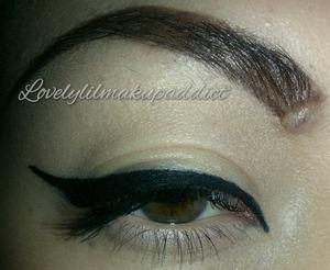 """Wet n' Wild gel eyeliner """"Fergie Collection"""" :)"""