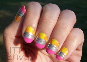 http://thelittlecanvas.blogspot.com/2012/09/back-to-school-pencil-nail-art.html