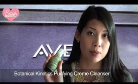 Aveda Botanical Kinetics and Tourmaline Product Review