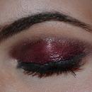 Glossy Eyes Makeup