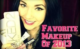 Favorite makeup of 2013! ♥