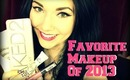Favorite makeup of 2013! ♥