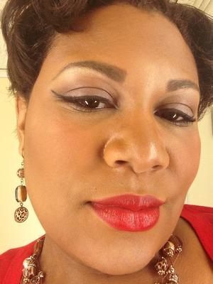 #fotd #makeup #makeupdiva711 #maccosmetics #nars #rubywoo