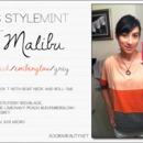 Stylemint - Malibu tee