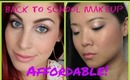 Affordable Back To School Makeup with MissBarbieBaby